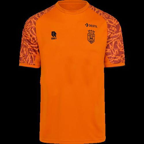 Willem II Training Shirt 2021-2022 - Junior