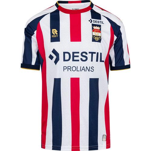 Robey Willem II Thuisshirt 2021 - 2022 - Senior