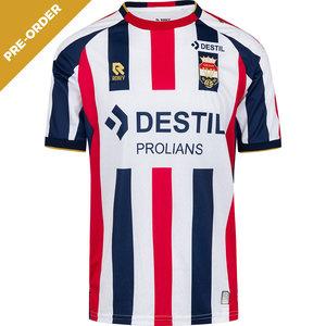PRE-ORDER - Maat M: Willem II Thuisshirt 2021-2022 - Maat M