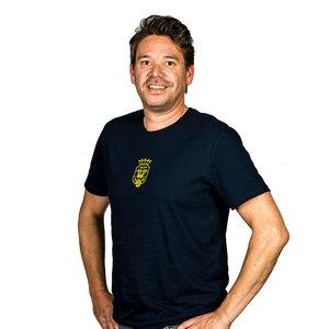 Willem II 125 jaar T-shirt - Navy