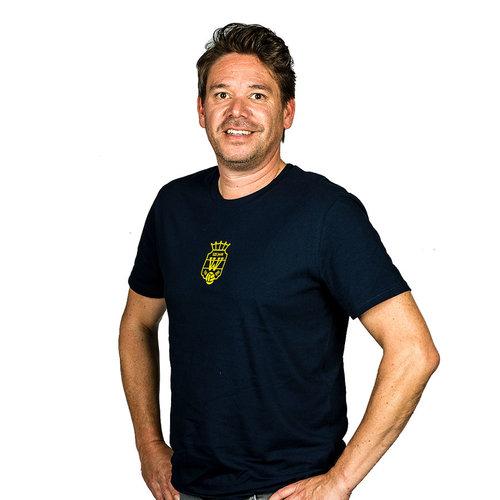 T-shirt Willem II 125 jaar - Navy