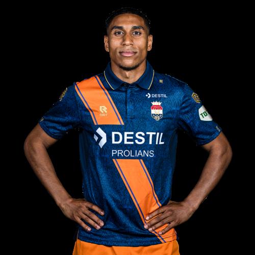 Robey Willem II Away kit 2021 - 2022 - Senior