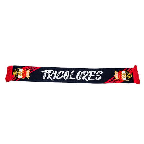 Willem II Sjaal - 125 jaar - Tricolores