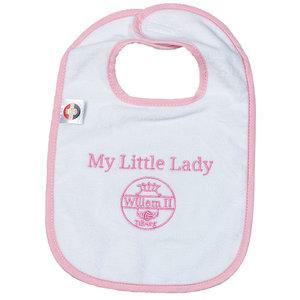 Willem II Baby Slabbetje - My Little Lady
