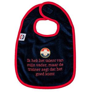 Willem II Baby Slabbetje - Talent