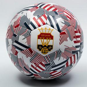 Willem II voetbal 125 jaar -  Rood-wit-blauw