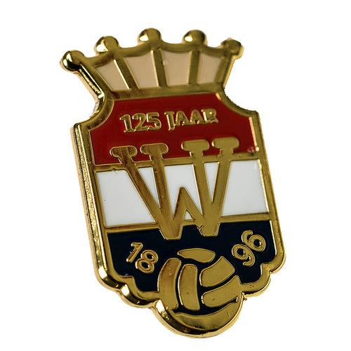 Willem II Jubileum Pin - 125 jaar