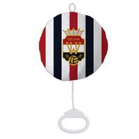 Willem II Muziekknuffel Thuis 744475483982121/22