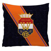 Willem II Kussen Uit 21/22 - 50x50