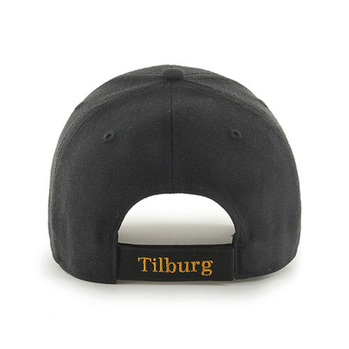 Willem II '47 Cap Black - Tilburg (One size fits all)