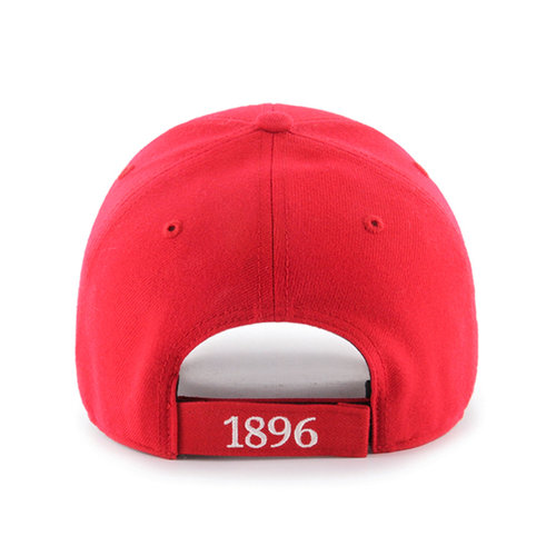 Willem II '47 Cap Red - 1896 (One size fits all)