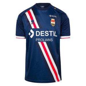 Willem II Warming-up Shirt 2021-2022 - Junior