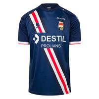 Willem II Warming-up Shirt 2021-2022 - Senior