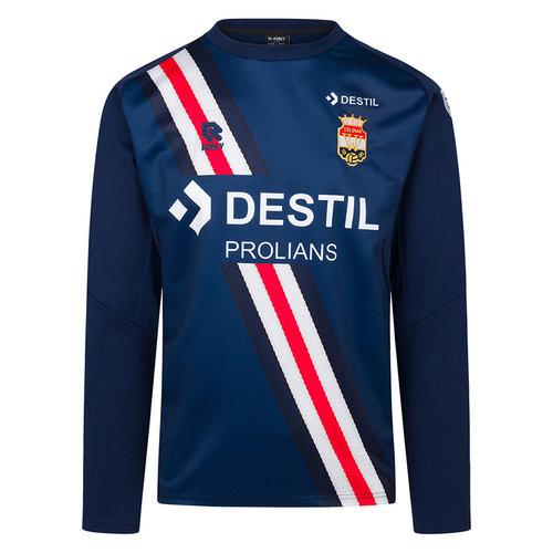 Robey Willem II Warming-up top 2021-2022 - Junior