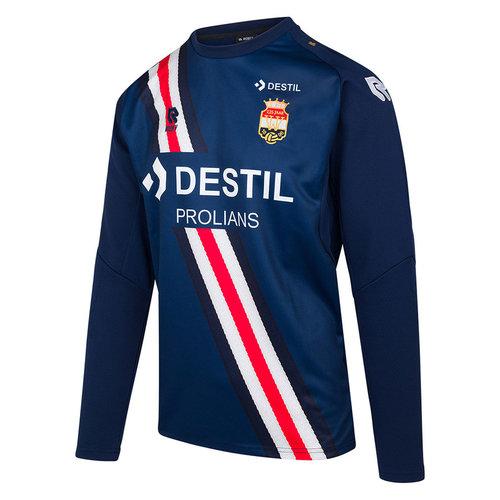 Robey Willem II Warming-up top 2021-2022 - Senior