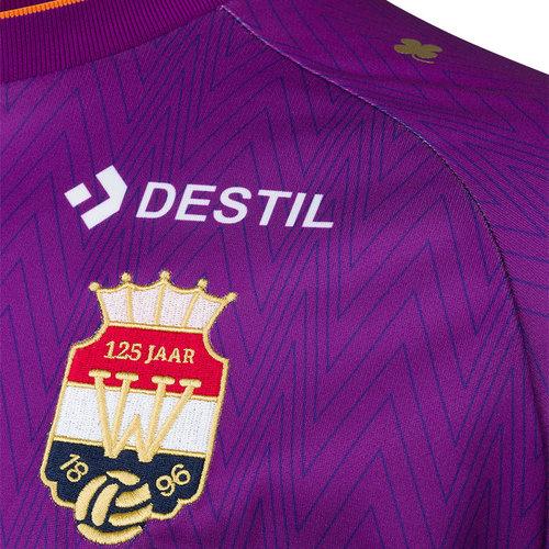 Robey Willem II Keepersshirt Paars - 2021-2022 - Junior
