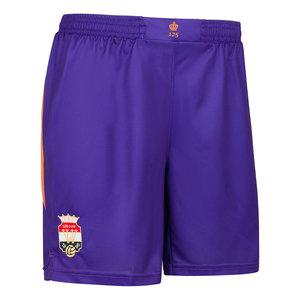 Willem II Goalkeeper shorts Purple - 2021-2022 - Junior
