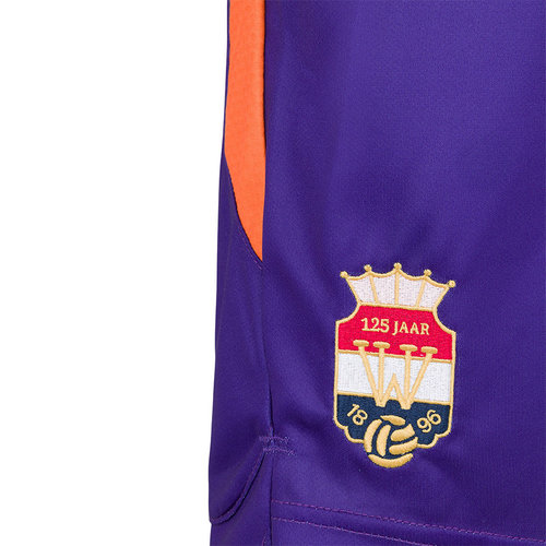 Willem II Keepersshort Paars - 2021-2022 - Junior