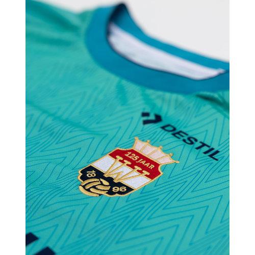 Robey Willem II Keepersshirt Blauw - 2021-2022 - Junior