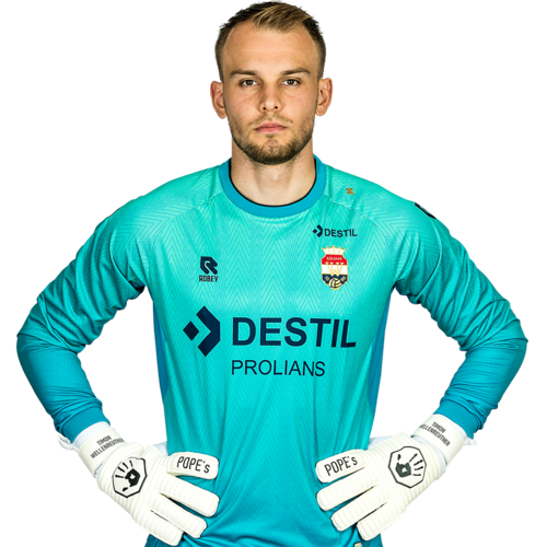 Willem II Goalkeeper shirt Blue - 2021-2022- Senior
