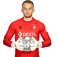 Willem II Keepersshirt Rood - 2021-2022 - Junior