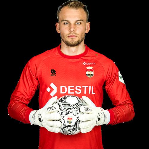 Robey Willem II Keepersshirt Rood - 2021-2022 - Junior