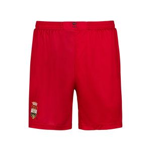 Willem II Goalkeeper shorts Red - 2021-2022 - Junior