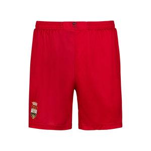 Willem II Goalkeeper shorts Red - 2021-2022 - Senior