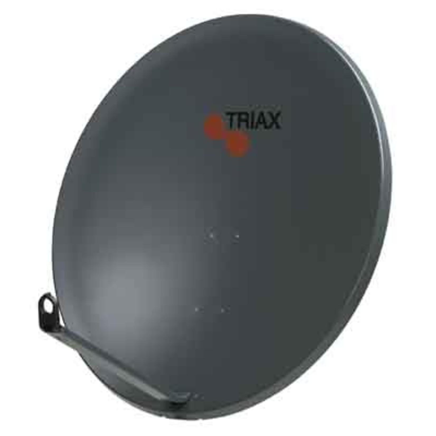 TRIAX ANTENNE OFFSET TRIAX 64 CM+TOEBEHOREN RAL 7016