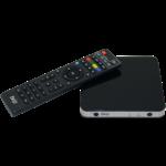 TVIP ONTVANGER TVIP S605 - 4K ulra - met dubbel wifi