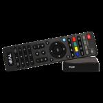 TVIP ONTVANGER TVIP S530 - 4K ultra - zonder wifi