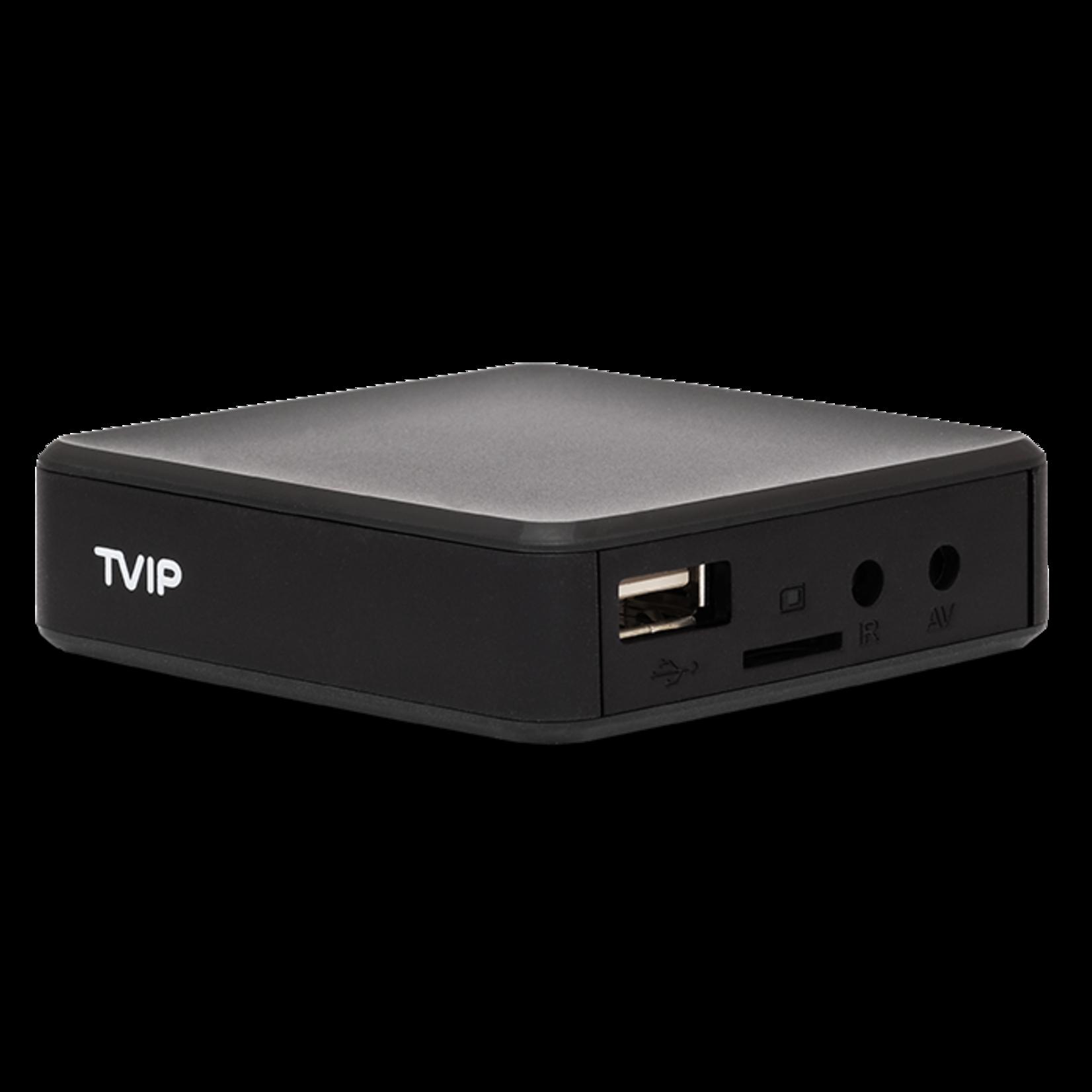 TVIP RECEPTEUR TVIP S530 - 4K ultra - sans wifi