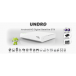 QVIART Qviart Undro - Satelliet ontvanger UHD WiFi Android
