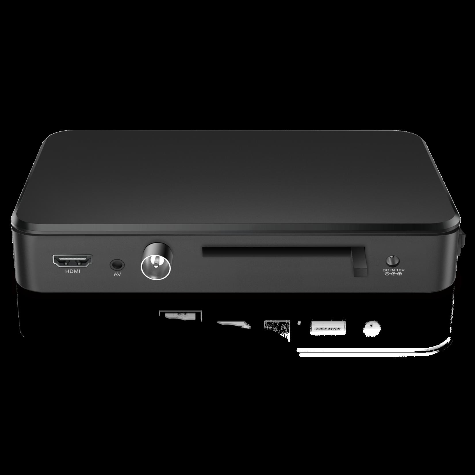TV VLAANDEREN DVB-T ONTVANGER DVB-T2 : LOSSE DECODER