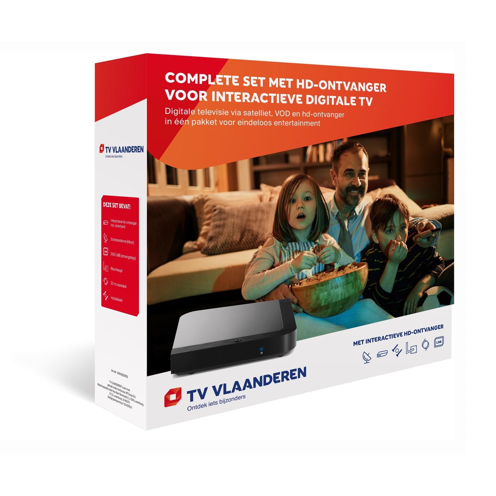 TV VLAANDEREN TV VLAANDEREN - SET MZ 102