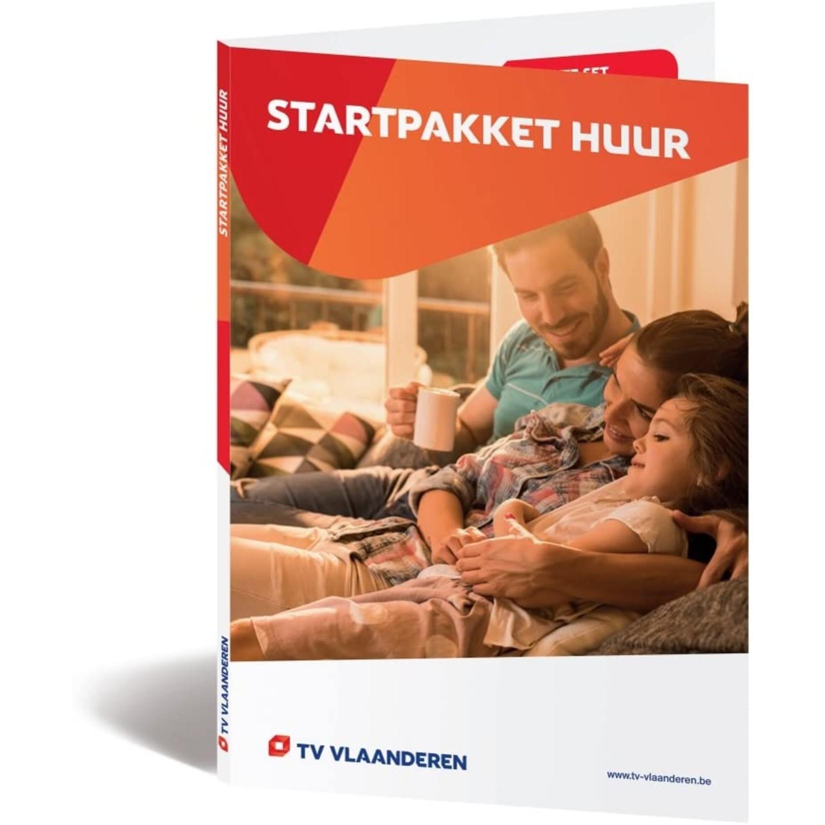 TV VLAANDEREN TV VLAANDEREN HUUR STARTERSPAKKET