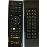 QVIART REMOTE CONTROL QVIART DOUBLE KEYB. AIR MOUSE GAME CONTROLE