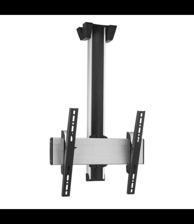 Vogel's Professional SET C 1522  150 cm TV Plafondbeugel Zilver/Zwart