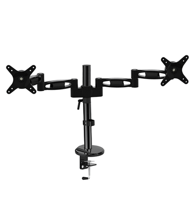 DQ Wall-Support D09 Monitorarm Double