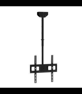 XTRARM Avis 56.5 - 93.5 cm TV Ceiling Mount Black