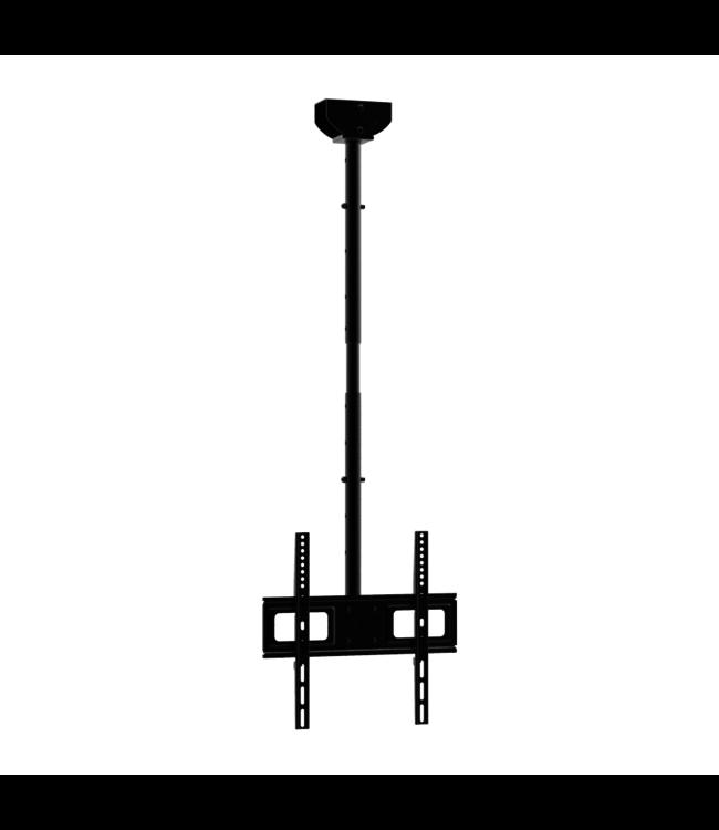 XTRARM Avis 104 - 157 cm TV Ceiling Mount Black