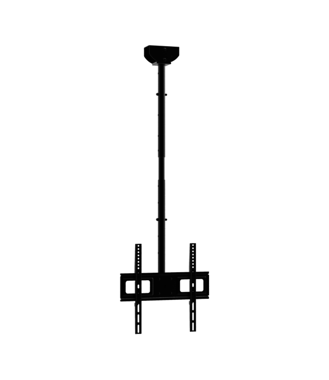XTRARM Avis 104 - 157 cm TV plafond beugel zwart