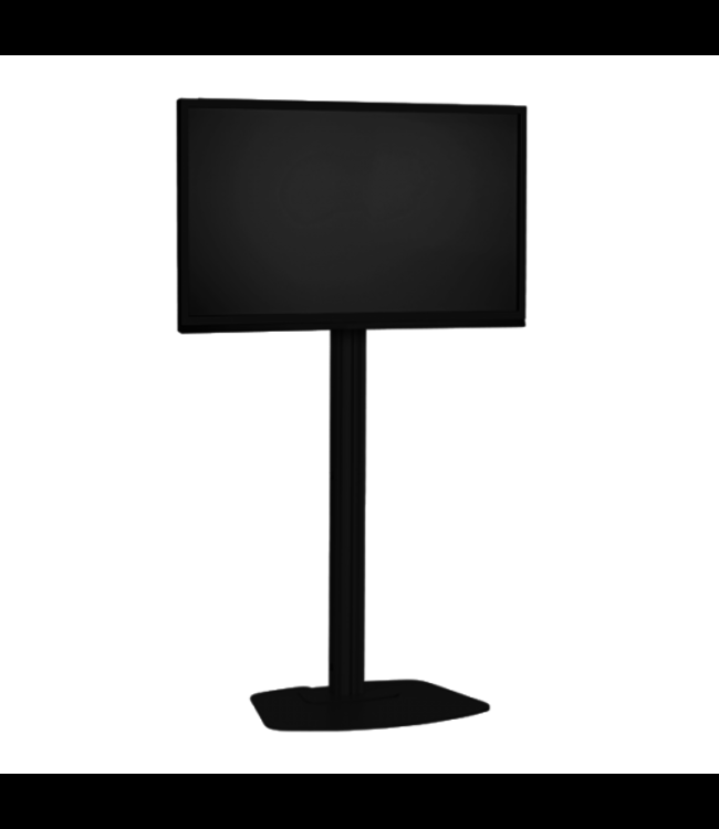 Vogel's Professional SET F 1864  TV Vloerstandaard 172 cm Zwart