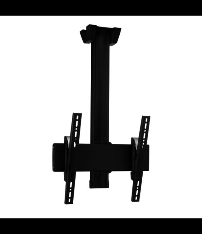 Vogel's Professional SET C 0822  TV Plafondbeugel Zwart 80 cm