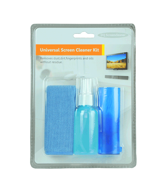 DQ Wall-Support Screen Cleaner Kit