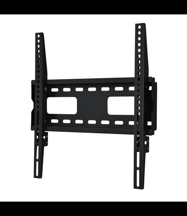 DQ Wall-Support Anna Fixed 400 Vaste TV Beugel Zwart