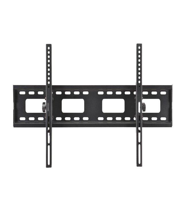 DQ Wall-Support Pallas Flex Kantelbare TV Beugel Zwart