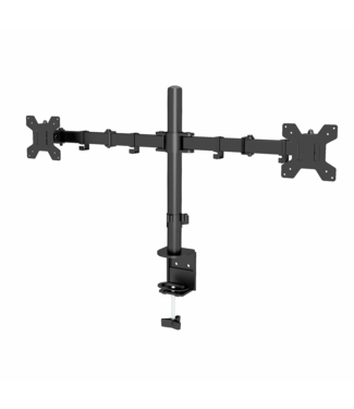DQ Wall-Support Monitorarm Double Basic