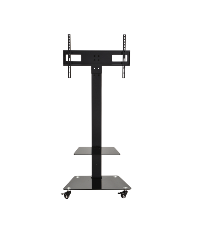 DQ Wall-Support Mobile TV Stand Adrian 1 Black