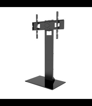 DQ Wall-Support TV standaard Flora zwart